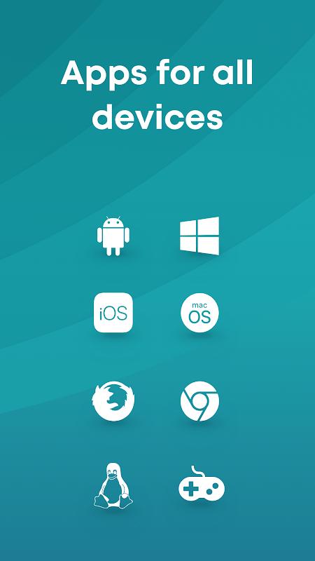 Secure VPN for Android: Surfshark - Best VPN App screenshot 1