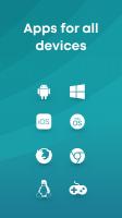 Secure VPN for Android: Surfshark - Best VPN App Screen