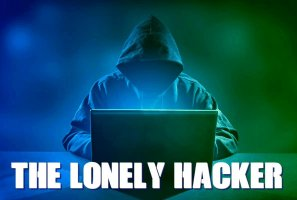 The Lonely Hacker Screen