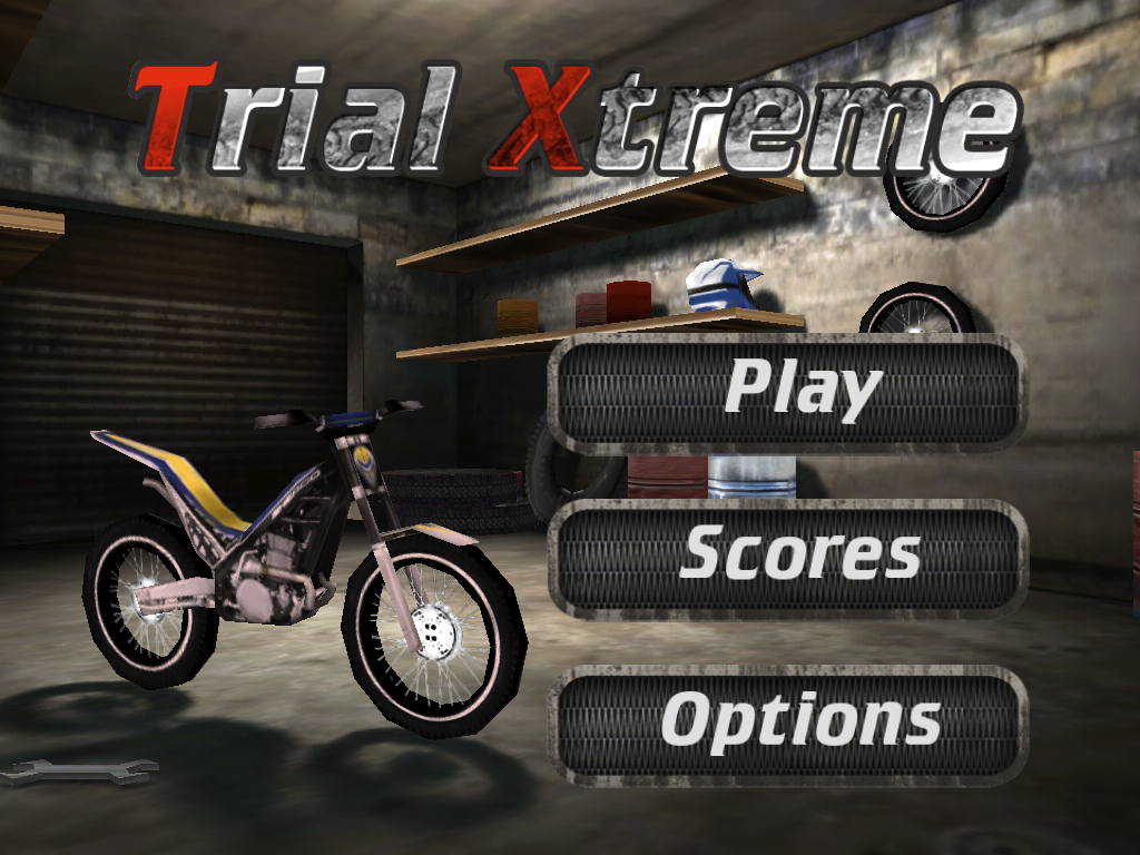 Trial Xtreme Free screenshot 1