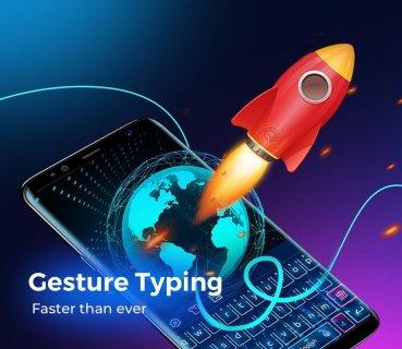 Cheetah Keyboard -   Emoji,Swype,DIY Themes screenshot 8