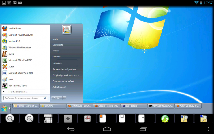 akRDCFree VNC viewer 3 7 1P Download APK for Android - Aptoide