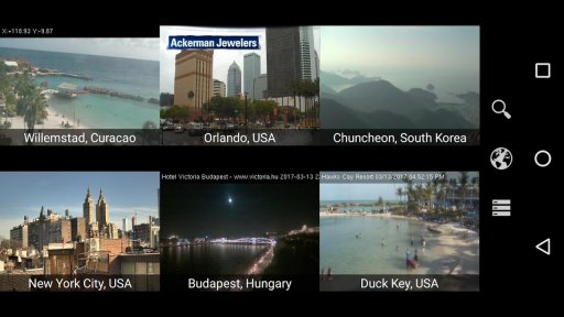 Earth Online: Live World Webcams & Cameras screenshot 2