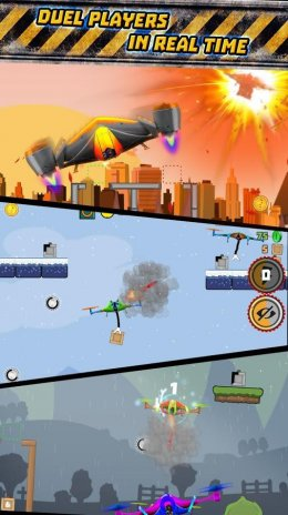 Drone Battles Multiplayer Game 2 Download APK for Android