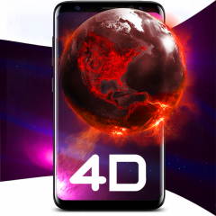 live wallpapers 3d animated amoled 4d backgrounds icon