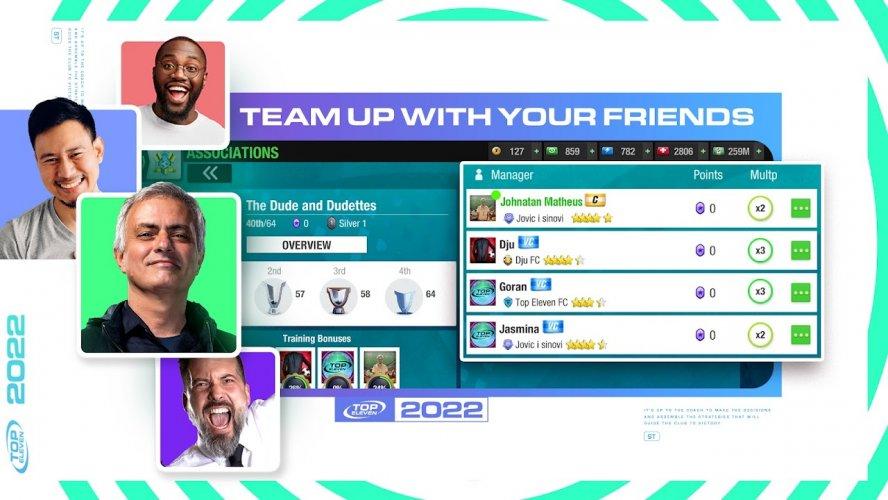 Top Eleven 2020 - Fußball Manager screenshot 15