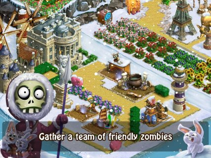 Zombie Castaways screenshot 6