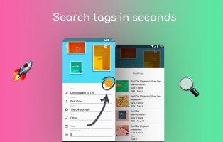 AutoTagger - batch tag editor Screen