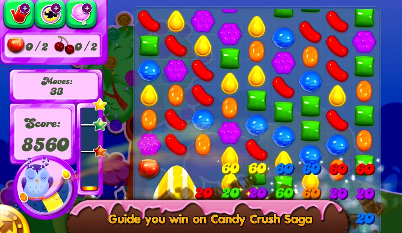 Guide Candy Crush Saga screenshot 2