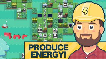 Reactor - Energy Sector Tycoon Screen