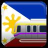 Trainsity Manila LRT MRT PNR Icon