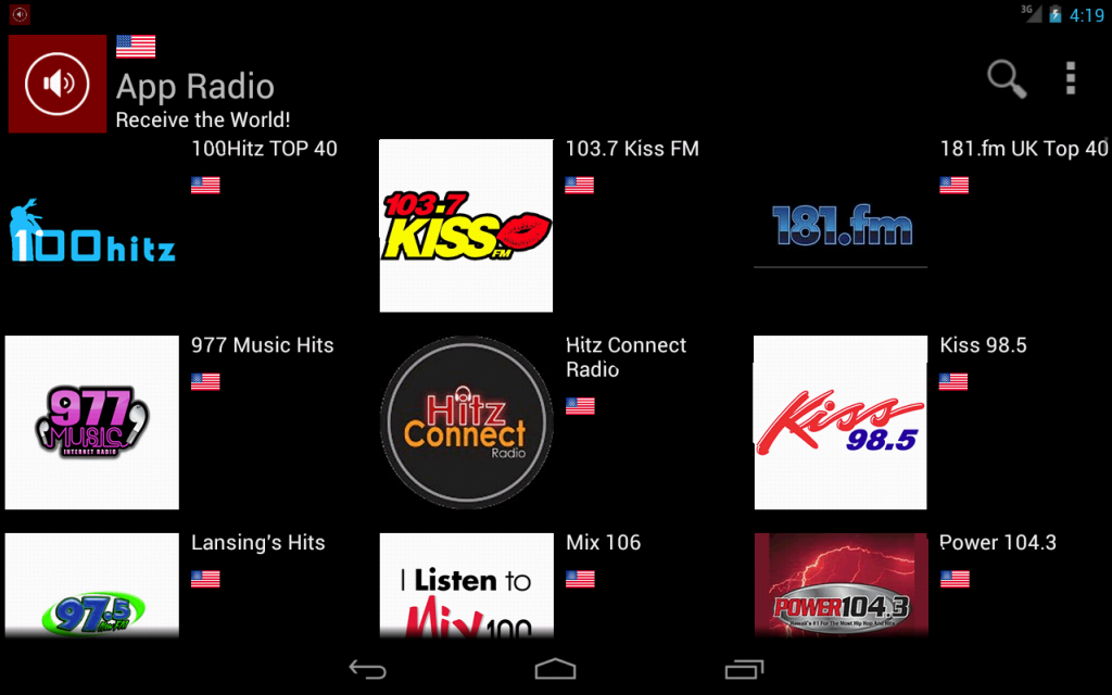 how to listen to fm radio on android without internet