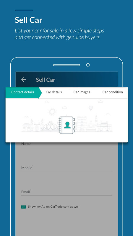 CarWale - New cars, used cars prices in India screenshot 2