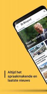 De Telegraaf nieuws screenshot 1