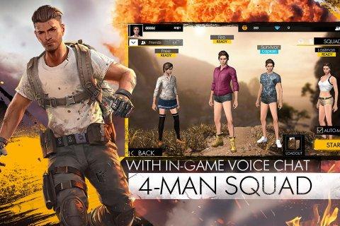 Free Fire - Battlegrounds screenshot 4