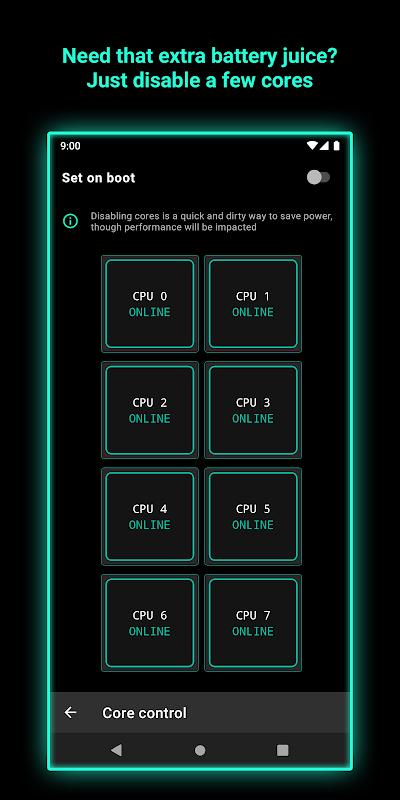 FK Kernel Manager - for all devices & Kernels ✨ screenshot 1