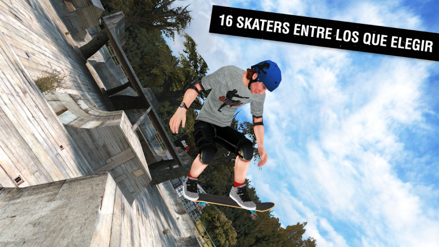 Skateboard Party 3 screenshot 3