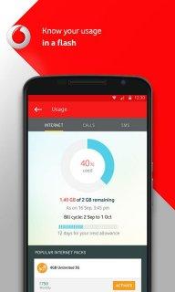 MyVodafone (India) screenshot 2