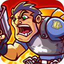 Metal Commando - 2D Platform Squad Metal Shooter