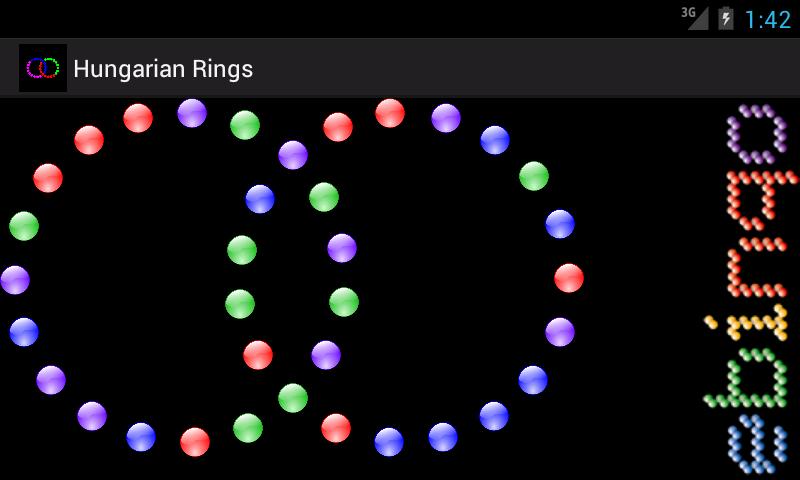 Hungarian Rings screenshot 2