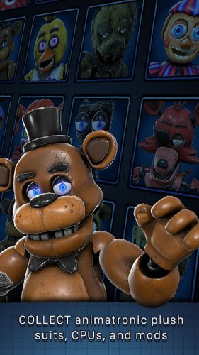 Five Nights at Freddy's AR: Special Delivery screenshot 1