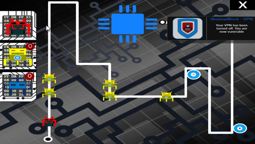 Hacker.exe - Mobile Hacking Simulator Free screenshot 12