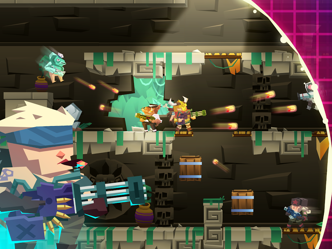 Bullet League screenshot 1