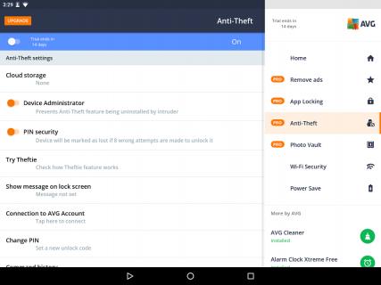 AVG AntiVirus FREE for Android Security 2017 screenshot 10
