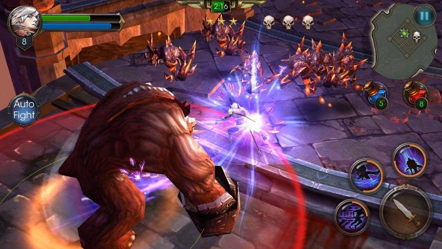 Legacy of Discord-FuriousWings screenshot 16