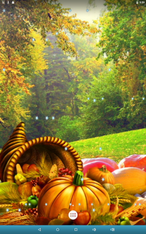 Thanksgiving Live Wallpaper Screenshot 14