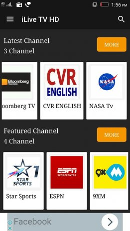 iLive TV HD (Tamil & Other Indian channels) 1 0 Download APK for