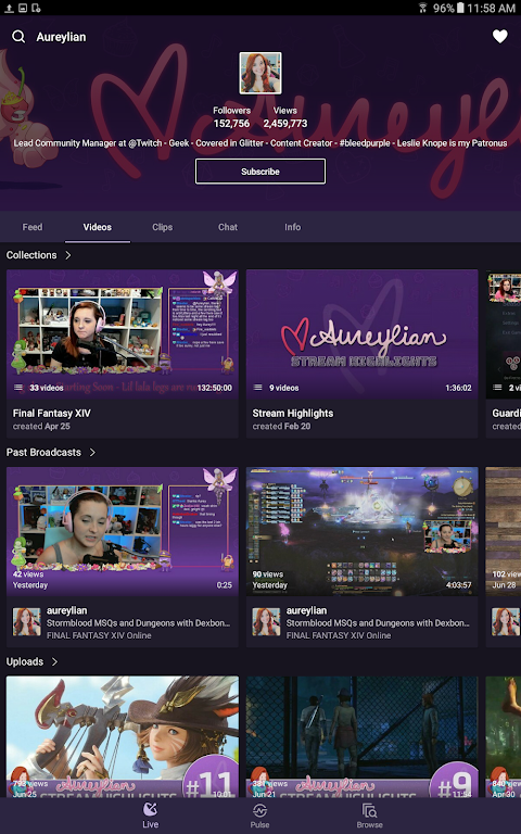 Twitch screenshot 13