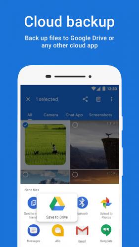 Files do Google: libere espaço no seu celular screenshot 6