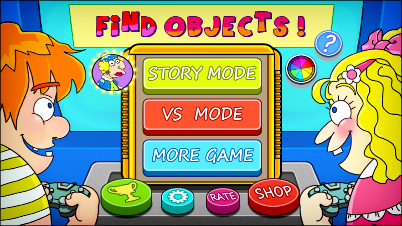 Find Objects screenshot 1