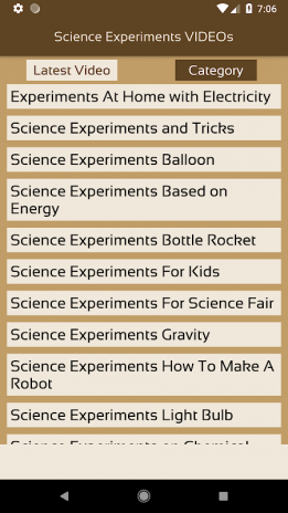Making a video of one of the science experiments (a). | download.