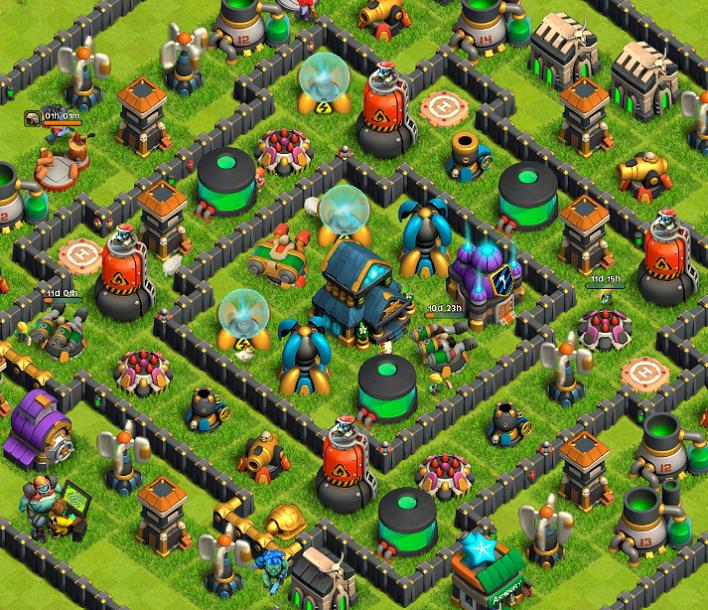 Battle of Zombies: Clans War screenshot 1