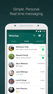 WhatsApp Messenger 2 19 251 Download APK for Android - Aptoide