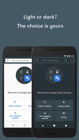 Quick Settings 7 3 Download APK for Android - Aptoide