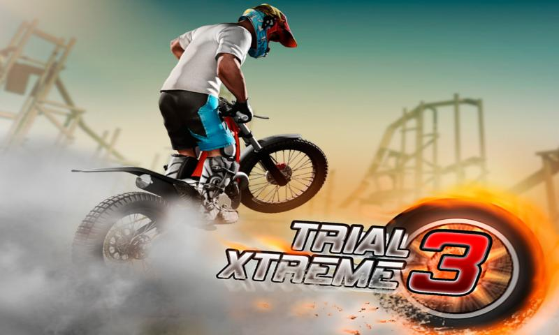 Trial Xtreme 3 screenshot 1