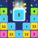 Drop Merge - Merge Number 2048 Block Puzzle Game