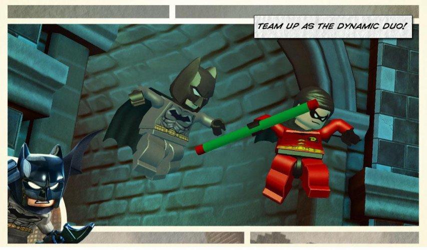 LEGO ® Batman: Beyond Gotham screenshot 13