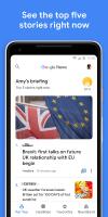 Google Play Newsstand Screen