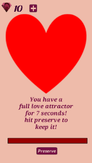 Love Attractor screenshot 1