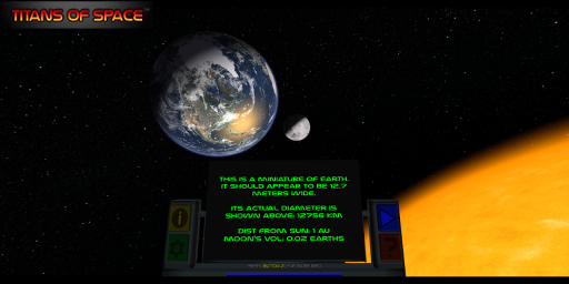 Titans of Space® Cardboard VR screenshot 4