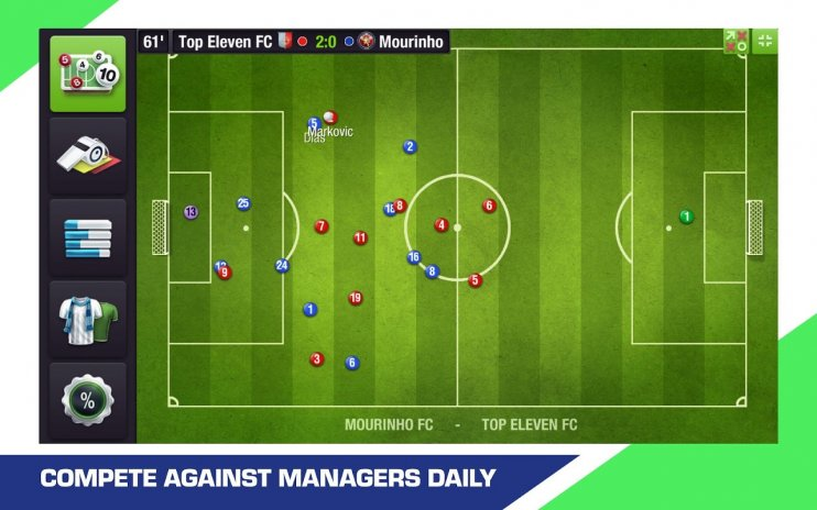Top Eleven 2019 Be A Football Manager 8 13 2 Download Apk