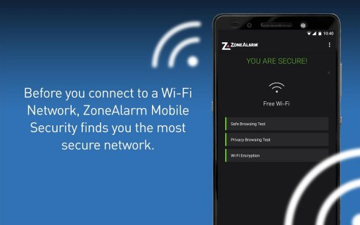 ZoneAlarm Mobile Security screenshot 8