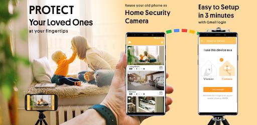 Alfred Video Surveillance Camera 4 2 1 (build 2110) Download APK for