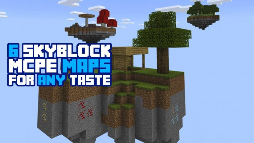 Skyblock Maps For MCPE Download APK For Android Aptoide - Minecraft maps skyblock 1 11 2