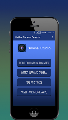 Anti SPY Camera - Hidden Cam Detector & Cam Finder 1 0 Download APK