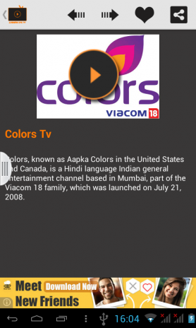 Live TV 1 0 Download APK for Android - Aptoide